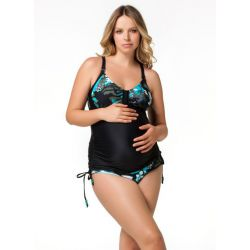 Cake Soda Nursing Tankini Swimsuit Set