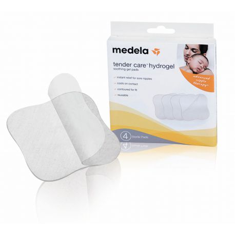 Medela 4 Pack Tender Care Hydrogel Pads