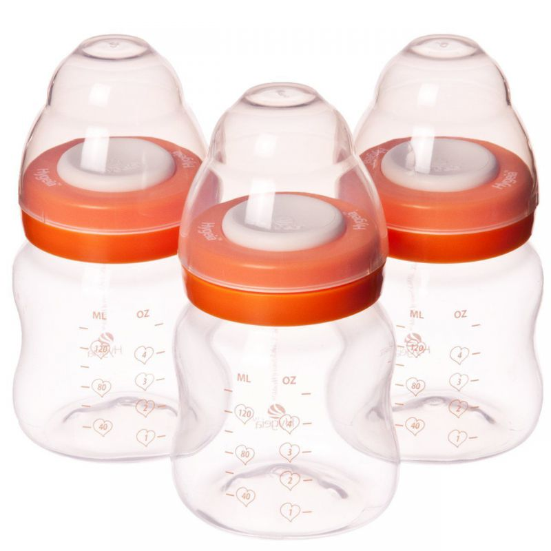Hygeia Mothers Milk Storage Containers