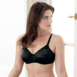 Anita 5035 Underwire Nursing Bra Black